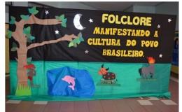 Apresentação - Dia do Folclore