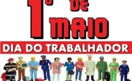 1� de Maio - Dia do Trabalhador
